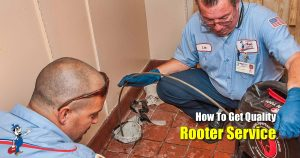 Rooter Service