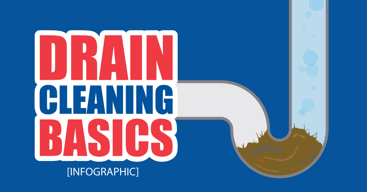 drain cleaning basics