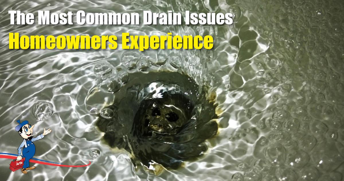 drain issues