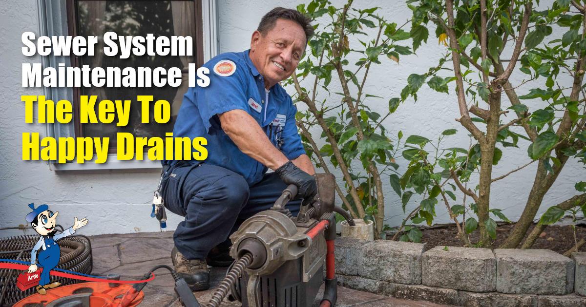 Sewer System Maintenance