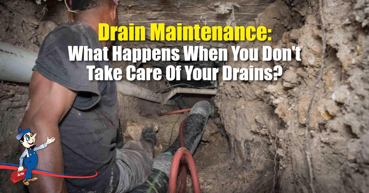 Drain Maintenance
