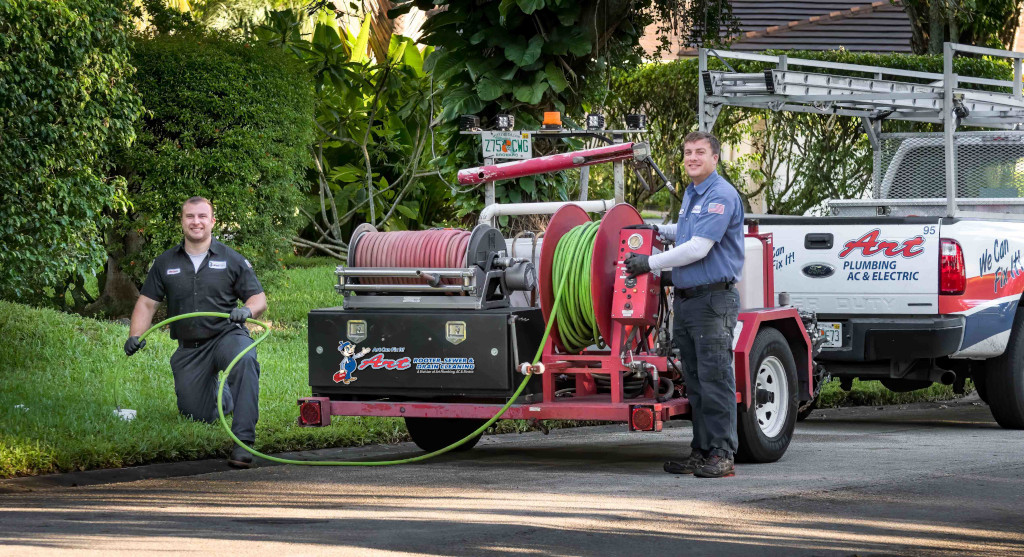 rooter sewer drain cleaning