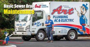 Sewer Drain Maintenance