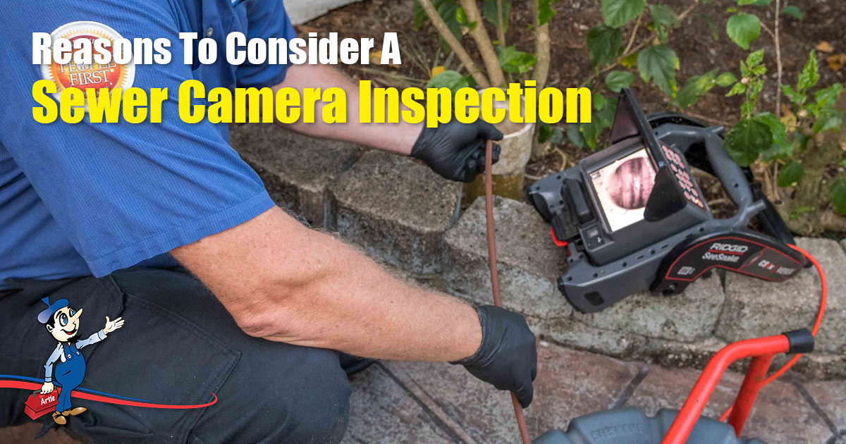 Sewer Camera Inspection
