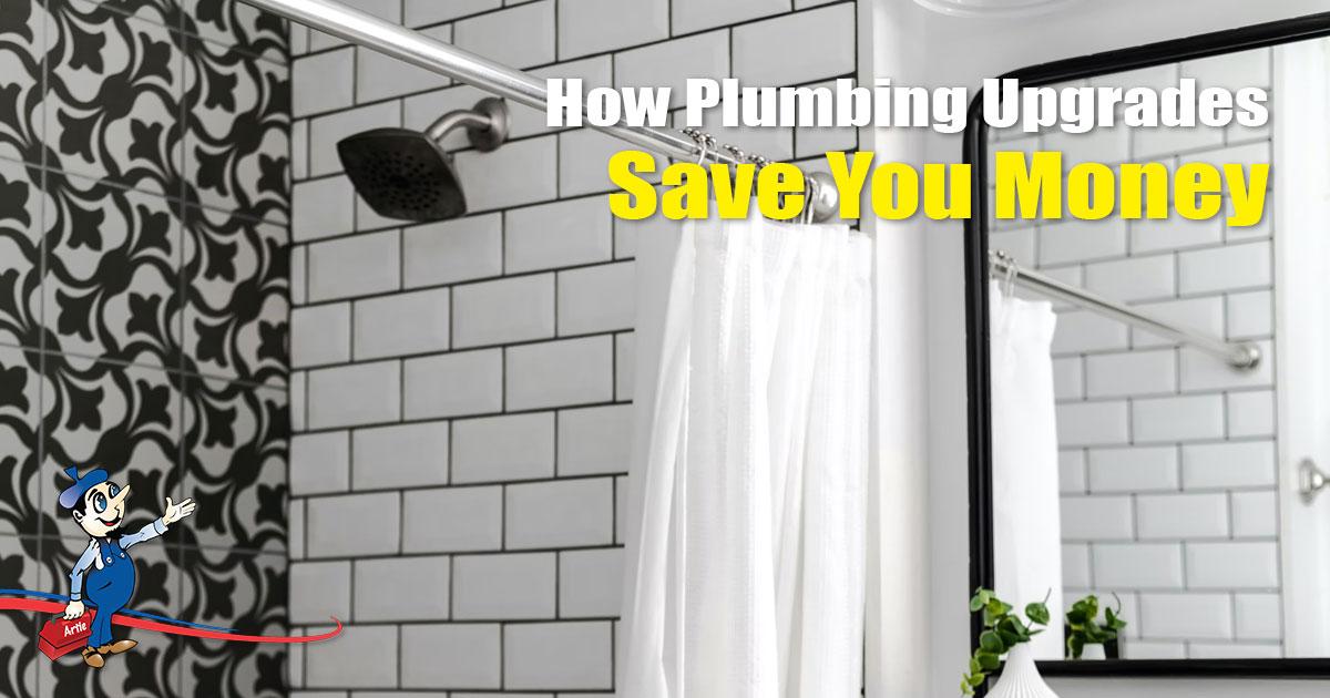 plumbing upgrades